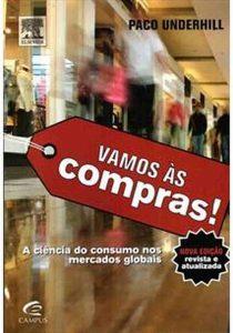 livro de trade marketing: vamos às compras