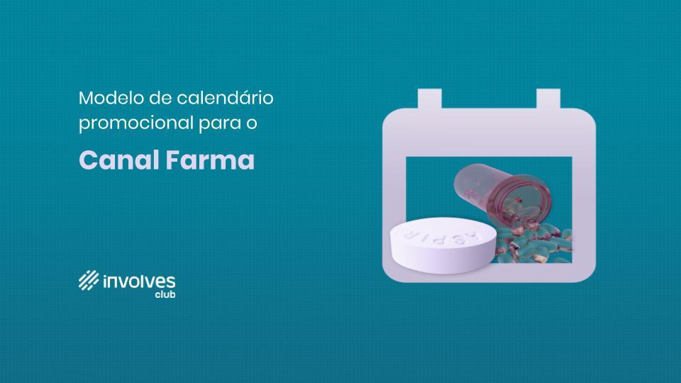 Calendário promocional 2020 - Canal Farma